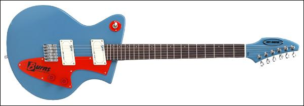 Burns Jet Sonic Guitar